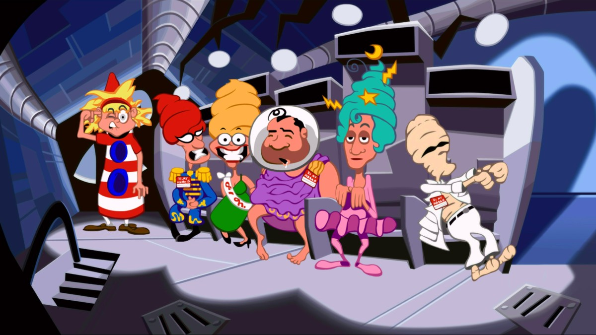 Day of the Tentacle 70% off