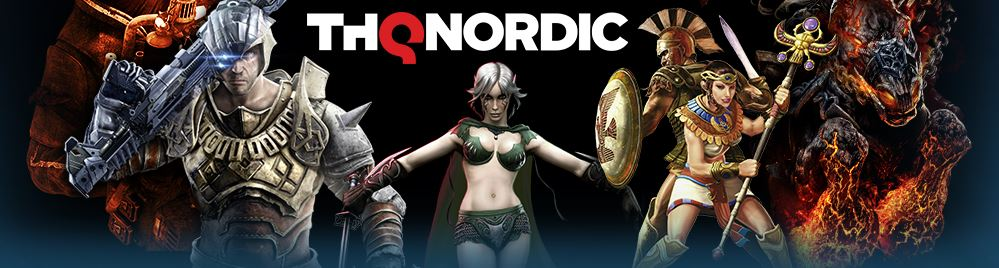 THQ Nordic 80% off Weekend